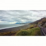 The road to Kaikoura #newzealand #nuovazelanda #kaikoura