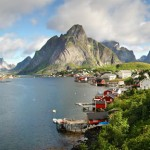 Reine, Lofoten (photo from Wikipedia)