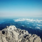 Dalla cima del monte Athos #mountAthos #greece #grecia #monteAthos