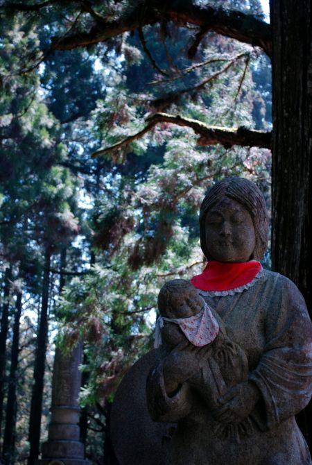 Monte Koya, Giappone: l'Oku no in