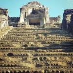 Scalando Angkor Wat *latergram* Climbing Angkor Wat