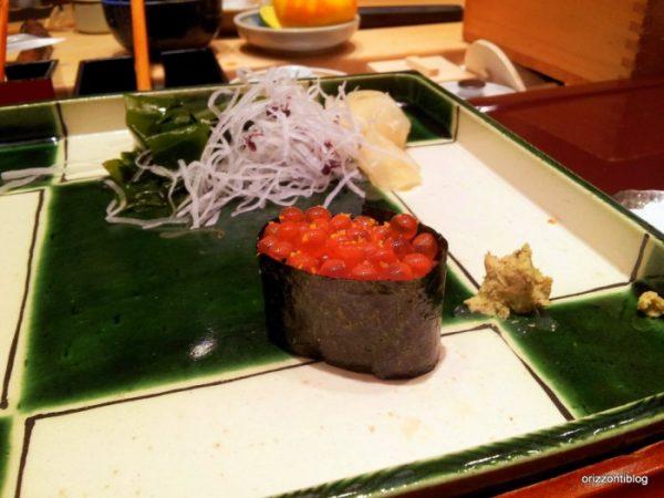 Pranzo a Ginza Kyubey