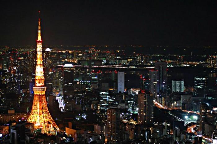 Viaggio in Giappone - La Tokyo tower