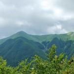 Monte Gennaio e valle del Silla