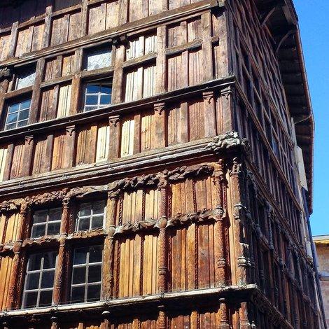 Viaggio in borgogna nel cuore del maconnais - La maison de bois macon ...