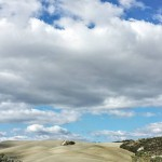 Cielo della Val d'Orcia Val d'Orcia sky *latergram* #toscana #tuscany #valdorcia