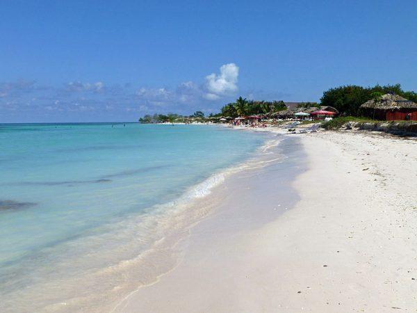 spiagge a Cuba: Cayo Jutìas