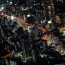 Tokyo dall'alto della Mori tower