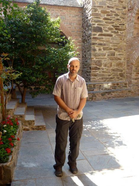 Viaggio al Monte Athos: Iviron