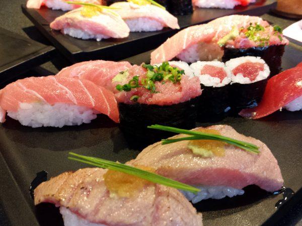 Tonno da Sushi Zanmai