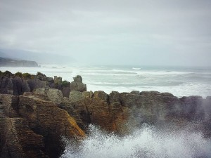 Oggi sul blog torno a raccontare la emozionante West Coast della #NuovaZelanda  Punakaiki, #NewZealand west coast *latergram*