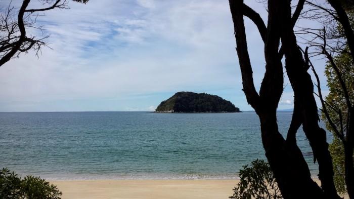 Nuova Zelanda a settembre: l'Abel Tasman Coast Track era così