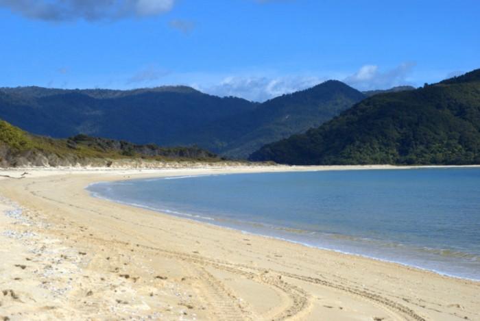 Trekking nell'Abel Tasman National Park