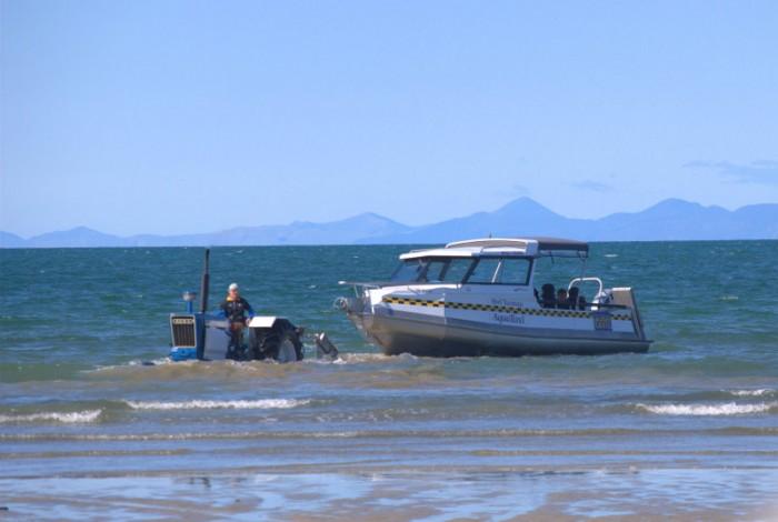 Water Taxi - Abel Tasman national park