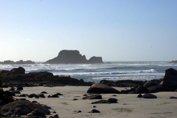 West Coast della Nuova Zelanda: Cape Foulwind