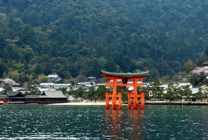 Fra i posti da vedere in Giappone: Miyajima