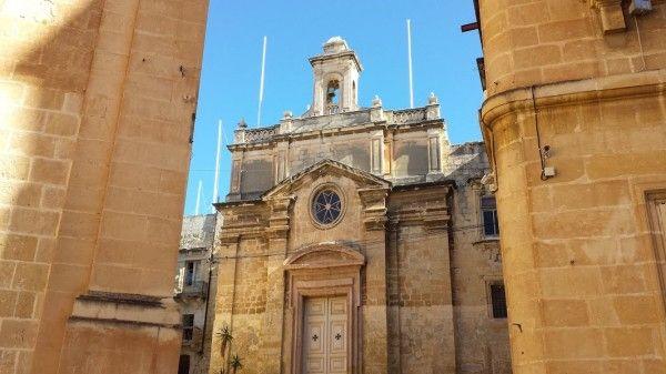 Malta d'inverno: Birgu, Vittoriosa