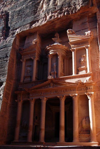 Il Tesoro, Petra, Giordania