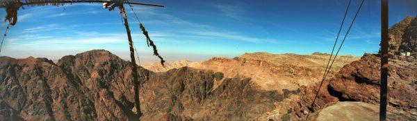 Petra, Giordania: panorama