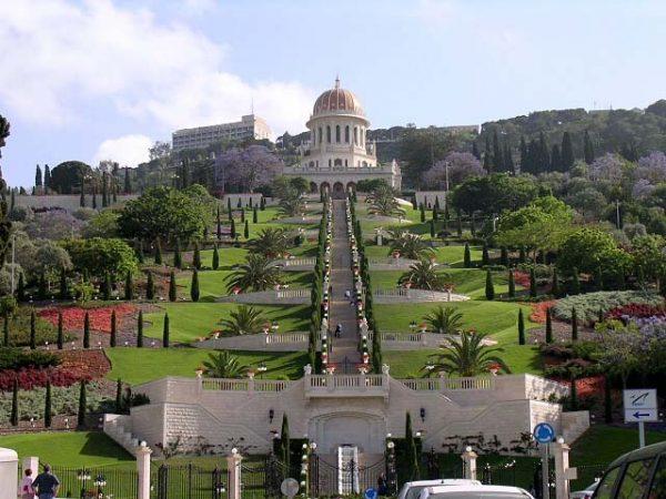 cosa fare ad Haifa: visitare i giardini bahai