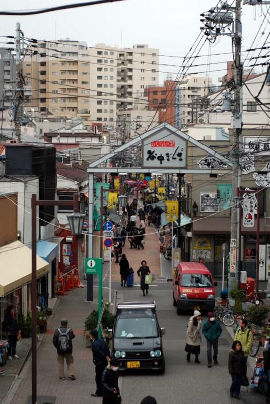 Yanaka, un quartiere particolare di Tokyo