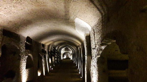 Cosa fare a Napoli: una visita alle Catacombe di San Gennaro