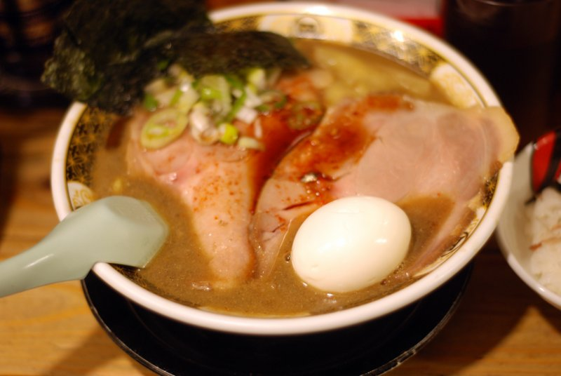 Un ramen a Golden Gai: Nagi Golden Gai