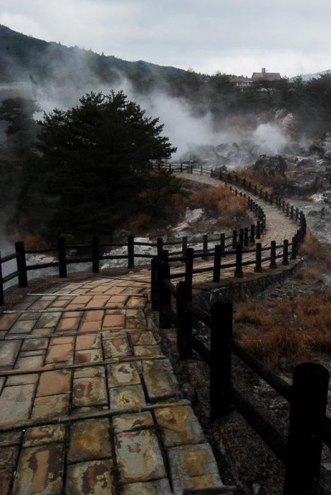 L'inferno di Unzen