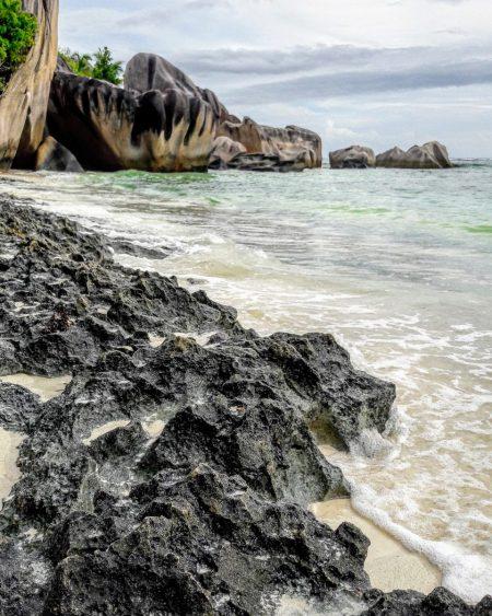 Anse Source d'Argent, Seychelle