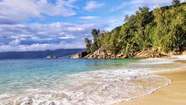 Anse Soleil, Seychelles