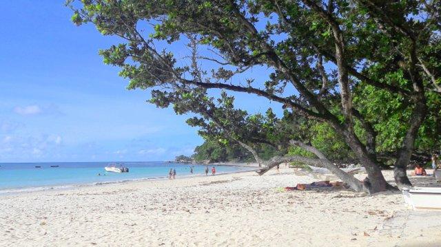 Beau Vallon, Seychelles